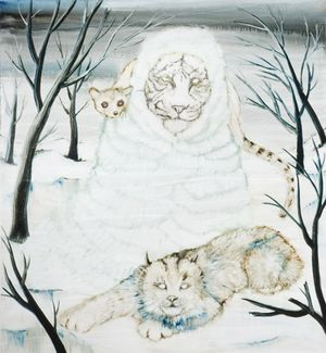 1.HannaleenaHeiska-2008-beware the woods at night beware the lunar light