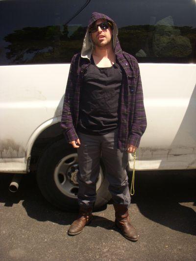 Sam hoodie