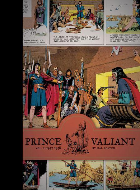 13 Prince Valiant