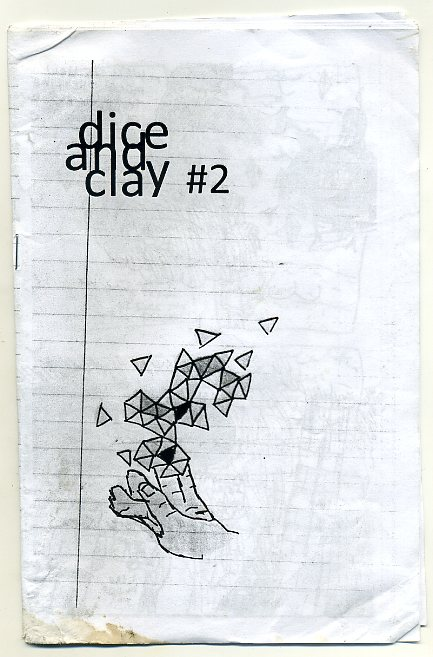 5 dice and clay