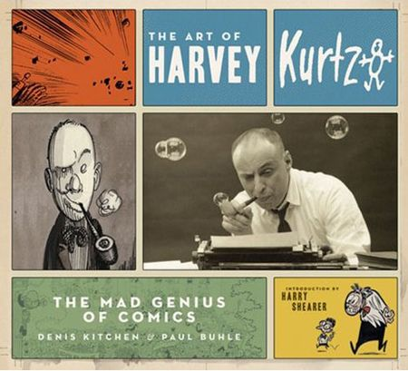 7 Art of Harvey Kurtzman
