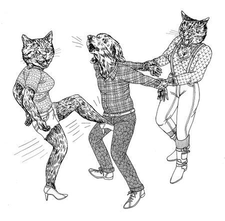 Catsdogballs