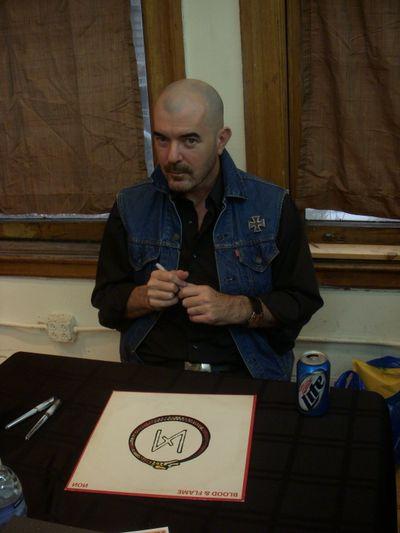Boyd Signing