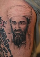 Osama_tattoo
