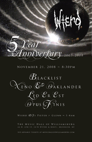 The_wierd_5_year_anniversary_party_