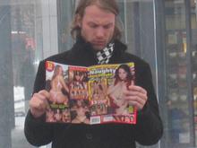 A spokesperson for Scandinavian porn rag Aktuell Rapport says that, ...